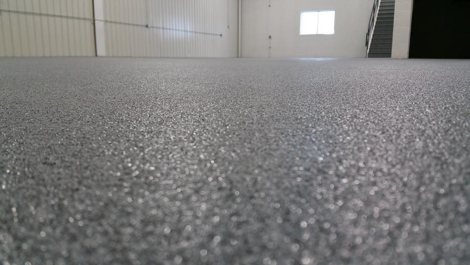 superior polymer flooring