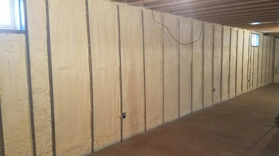 spray foam ecostud
