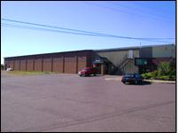 houghton county arena commercial spray foam